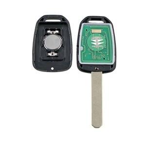 Image 3 - Yetaha 4 כפתורי מפתח מרחוק עבור הונדה אקורד ספורט LX סיוויק CRV HR V 2013 2014 2015 2016 MLBHLIK6 1T 313.8MHz עם שבב/סוללה