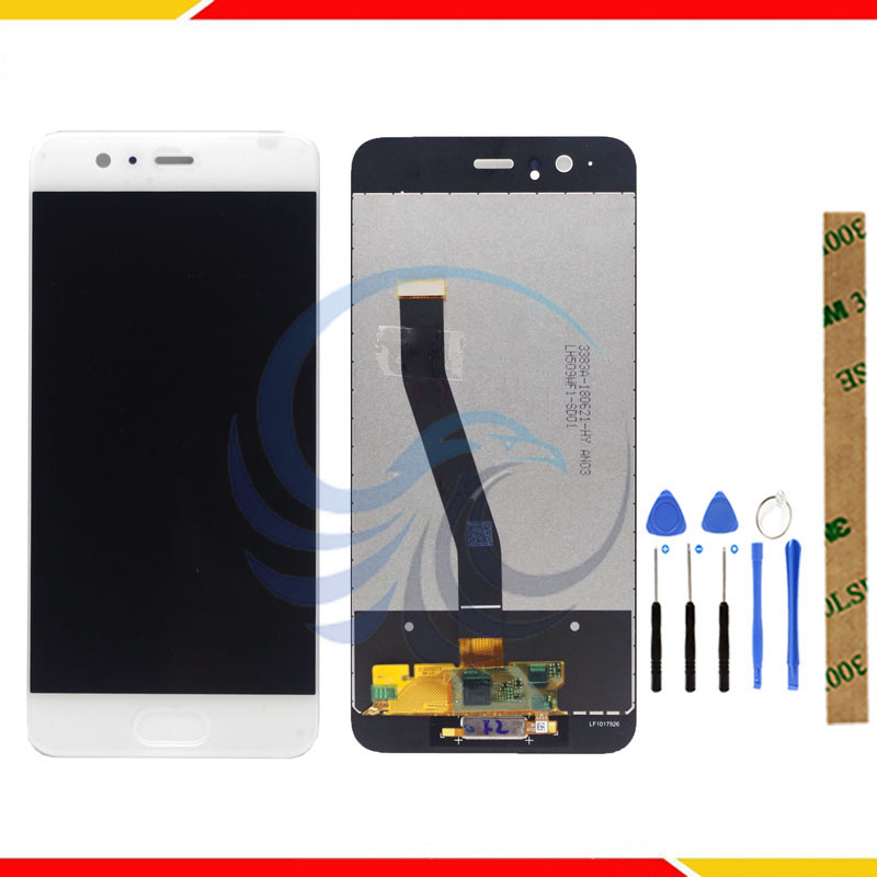 LCD Display Screen For Huawei P10 VTR-L09 L10 L29 LCD Display With Touch Screen Complete Assembly