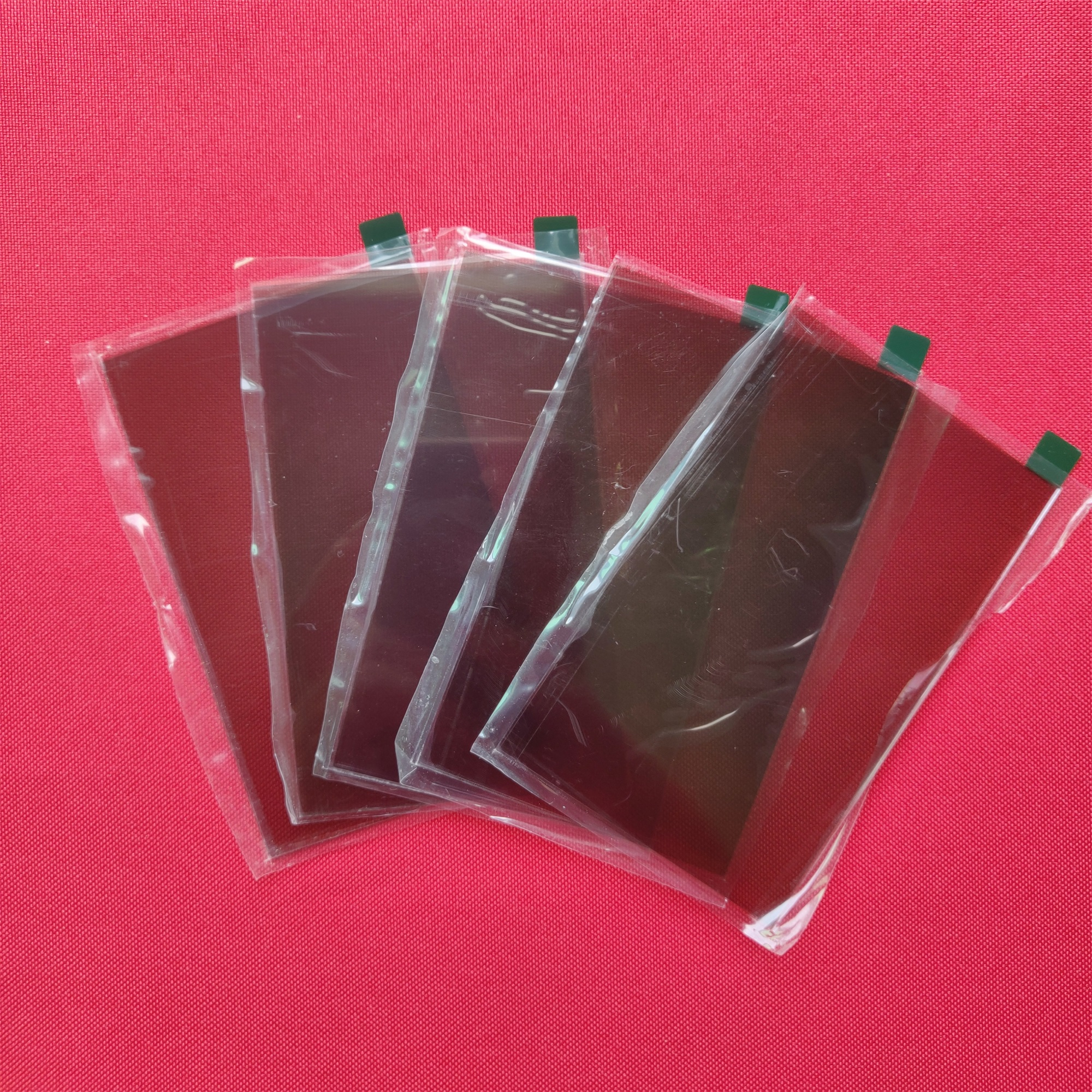5 pcs thermal-isolating glass polarizer glass 96*60*1.2mm for 4 inch mini <font><b>projector</b></font> repair parts for <font><b>Unic</b></font> UC40 <font><b>UC46</b></font> Rigal image