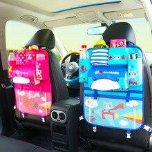 Organizer Back Car Tidying-Protector Car-Seat Hang-Bag Interior Baby Cartoon