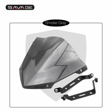 Motocycle Windshield For YAMAHA MT 07 2019 MT07 2020 MT-07 PVC Wind Deflectors Moto FZ07 FZ 07 2017 2014 Accessories Windscreen black motorcycle motorbike windshield double bubble windscreen wind deflectors air flow for honda cbr1000rr cbr 1000rr 2004 2007