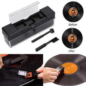Dust-Remover-Accessory Stylus Records-Cleaning-Kit Anti-Static-Cleaner Rush-Set Vinyl