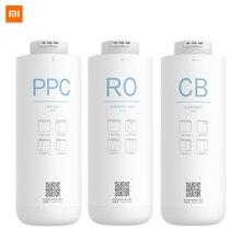 الأصلي شاومي فلتر تنقية المياه PPC مركب تصفية عكس مرشح الانتشار الغشائي الخلفي الكربون المنشط تصفية ل C1 و MRB23