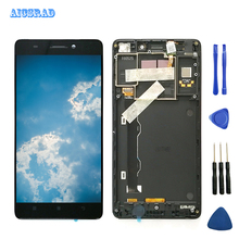 AICSRAD Original 5.5 LCD For Lenovo K3 Note Display with Frame K50 T5 Touch Screen Digitizer for Lenovo K3 Note LCD Display