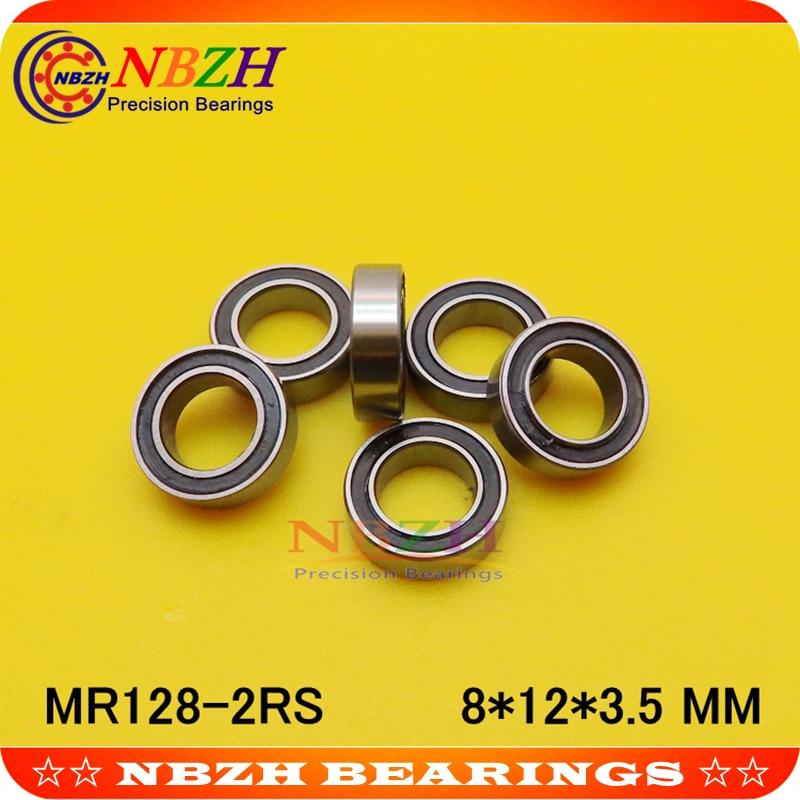 678RS 678ZZ MR128 MR128ZZ MR128-2RS SMR128ZZ SMR128-2RS 678 ZZ RS RZ 2RZ шариковые подшипники с глубоким желобом Высокое качество 8*12*3,5 мм