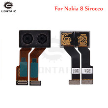 for Nokia 8 Sirocco front facing camera back rear