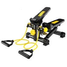 Подшипник 135 кг многофункциональные мини-беговые дорожки с тросом, тихая домашняя педаль для похудения, фитнес беговые машинки HW250