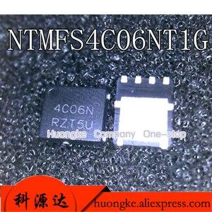 Image 1 - 5 יח\חבילה NTMFS4C09NT1G NTMFS4C09N 4C09N QFN 8 NTMFS4C06NT1G NTMFS4C06N 4C06N NTMFS4C10NT1G NTMFS4C10N סימן 4C10N MOSFET N CH