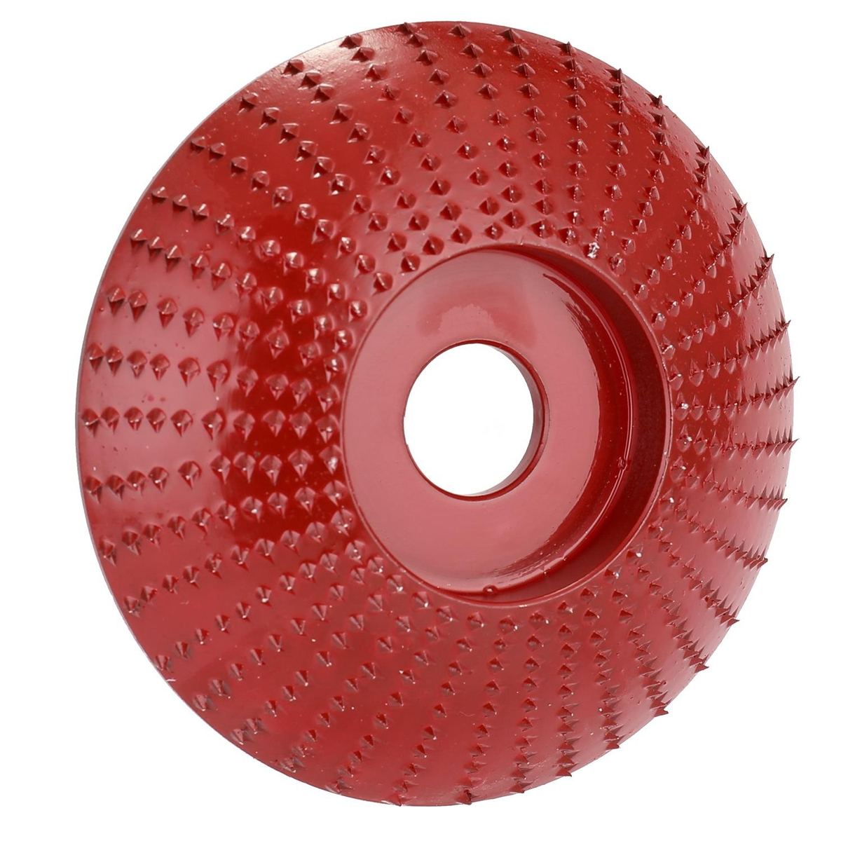 100mm Wood Grinding Wheel Angle Grinder Disc Wood Carving Disc Sanding Abrasive Tool 16mm Bore