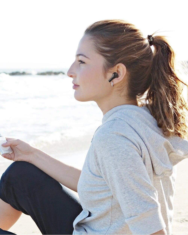 in-ear dsp redução de ruído baixa latência
