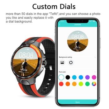 MELANDA New Fashion Smart Watch Men Women Sport Waterproof IP68 Sleep Heart Rate Fitness Tracker 2021 Smartwatch for IOS Android 6
