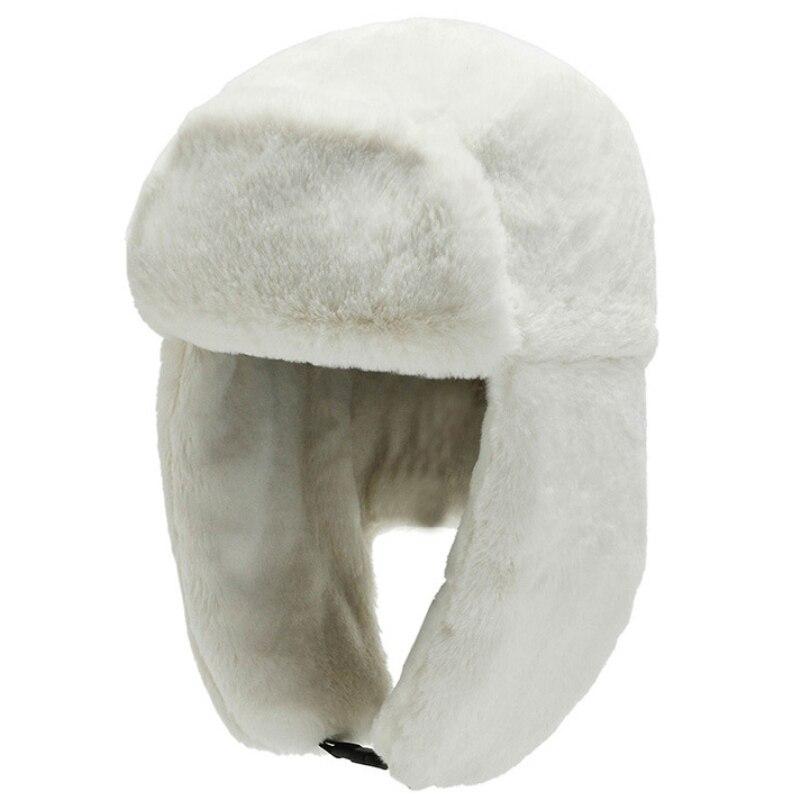Ht3320 шапка бомбер для мужчин и женщин Мужская зимняя с маской