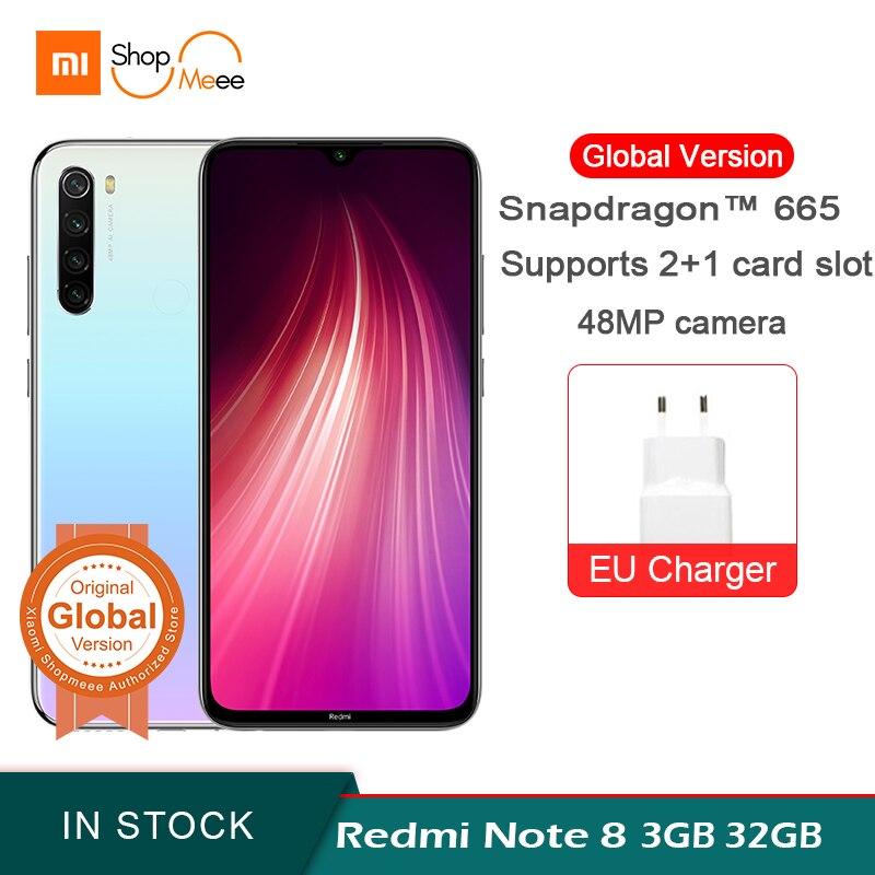 Купить Global Version Xiaomi Redmi Note 8 3GB R [...]