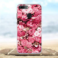 soft tpu Silicone phone Case For huawei honor 9 honor 9 lite cases soft TPU Phone Back cover full 360 Protective shell new design (3)