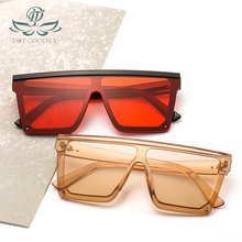 D&T New Fashion Modern Square Sunglasses Trendy Classic Coup