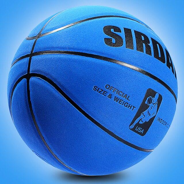 Soft Microfiber Basketball Size 7 8
