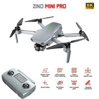 Hubsan Zino Mini Pro Drone 249g Gps 5g Wifi 10km Fpv con 4k 30fps cámara de 3 ejes cardán Quadcopter 3d evitación de obstáculos Rc Drone