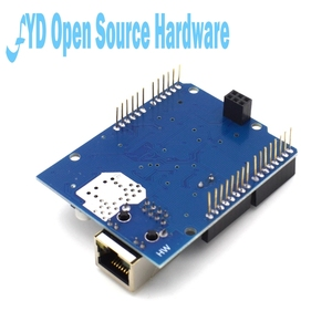 Image 5 - 1pcs  Shield Ethernet Shield W5100 R3 UNO Mega 2560 1280 328 UNR R3 W5100 Development board for arduino
