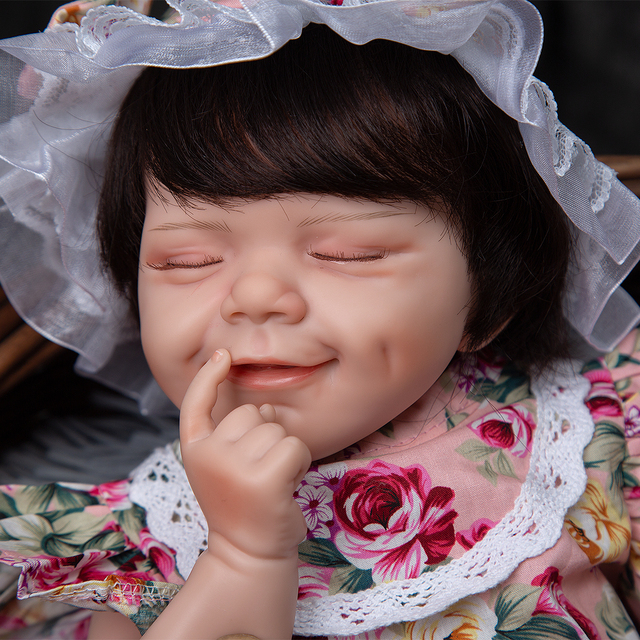 Кукла-младенец KEIUMI 19D89-C380-S38-H162 1