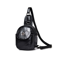 Real Sheepskin Mini Backpack women's backpack multifunctional practical backpack fashion travel leather women's bag