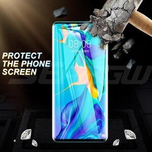 Image 4 - Защитное стекло 9D для Huawei P30 P20 Pro P20 P10 Lite Plus P Smart 2019, полноэкранная защита, закаленное стекло, пленка, чехол