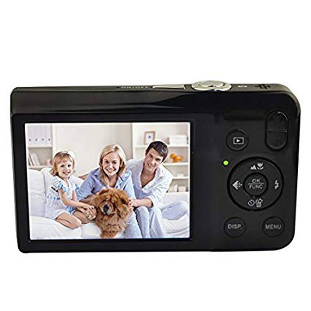 2.7 inch Hd Digital Camera Children's Camera Video Camera Digital Students Cameras Built-in Microphone Birthday Best Gift image