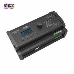 SK1 100-240VDC OLED AC Dimmer Triac controlador mando regulación/DMX RDM decodificador/1-10V RF 2,4G de control de pantalla OLED
