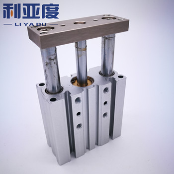 SMC Type MGPM40-75 Thin cylinder with rod MGPM 40-75 Three axis three bar MGPM40*75 Pneumatic components MGPM40X75 MGPL40-75