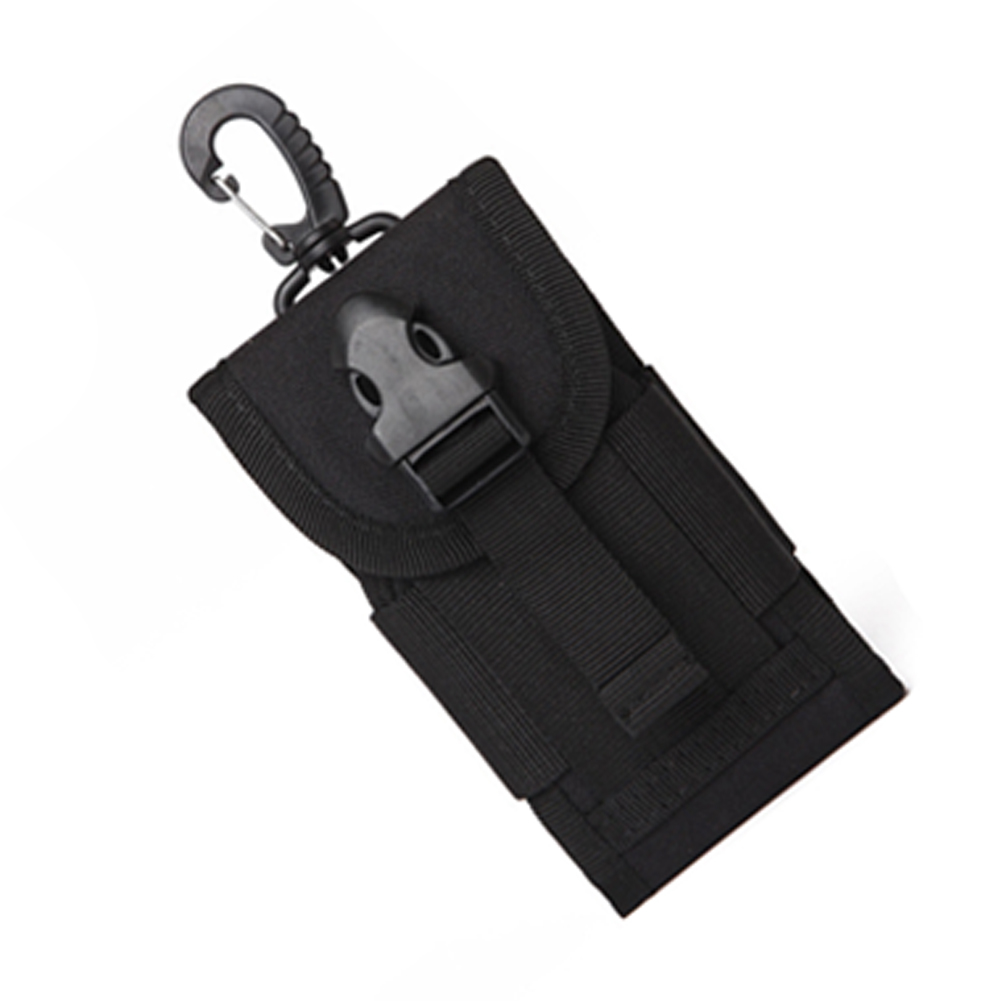 Universal Belt Outdoor Waterproof Cellphone Mobile Case Phone Hook Cover Pouch Army Holder Tactical Bag