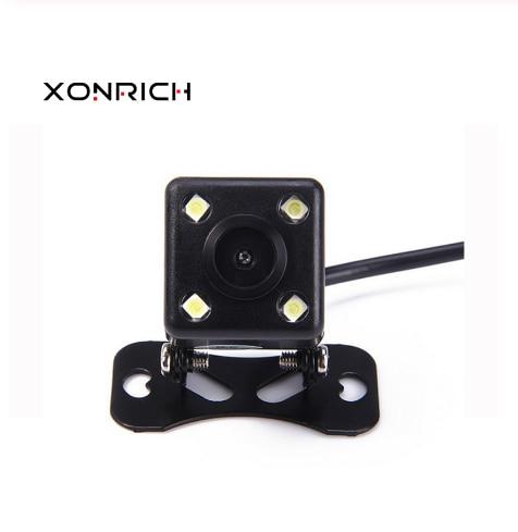 Xonrich tylna kamera samochodowa uniwersalna kopia zapasowa kamera parkowania wodoodporna 170 szerokokątny kolor hd obrazu