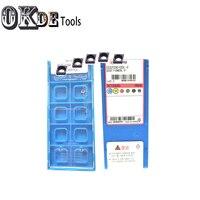 Carboneto de inserção sclcr03 aço inoxidável ccgt030102 ccgt030104 ccgt04 pr930 tn60 wearproof carboneto de inserção torno moinho cnc ferramentas