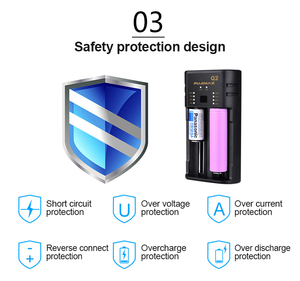 Image 5 - PHOMAX 2 slot 18650 Q2 LED smart display batterie power schnelle ladegerät für 17650 26500 22650 IMR/lithium ionen akku