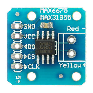Image 4 - MAX31855 MAX6675 SPI K Thermocouple Temperature Sensor Module Board