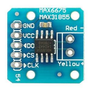 Image 4 - MAX31855 MAX6675 Spi K Thermokoppel Temperatuur Sensor Module Board
