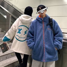 Woman Hooded Graphic Printed Fashion Clothing Couple's Clothing 2021 Winter New Men Warm Casual Oversize Parkas