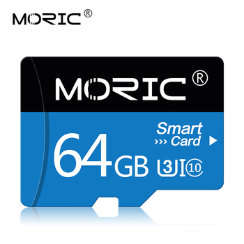 Micro SD class 10 Mini TF card 64GB 128GB 256GB memory card cartao de memoria 4GB 8GB 16GB 32GB with Free adapter image