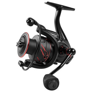 Image 1 - Fishing Reel GS 2000 7000 Series 12+1 BB Clearance free CNC Metal Deepen Reel Outdoor River Lure Saltwater