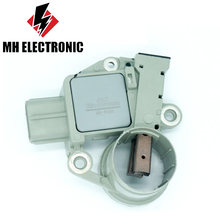 MH ELECTRONIC F8WU-10C359-AB F600 Alternator Voltage Regulator F600-B10 F600HD ALT-C-157 for Ford 6G Series IR/IF Alternators(China)
