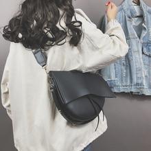 Burminsa Chic Design Wide Strap Crossbody Bags Girls Small S