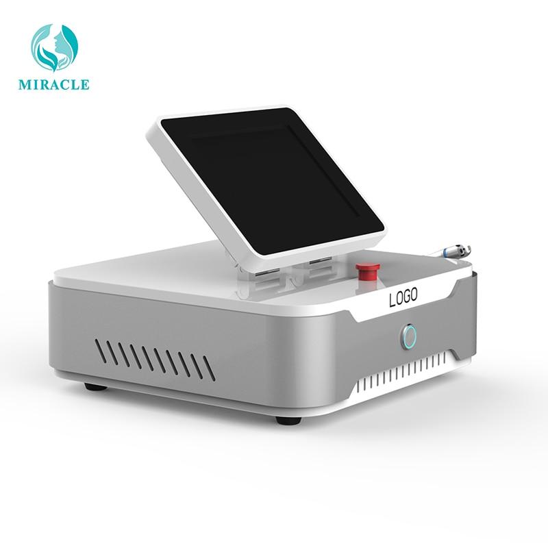 3 en 1 980nm laser araignée veine enlèvement équipement de beauté 980nm diode médicale laser veine chirurgie 980nm diode laser varices