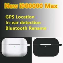 I900000 MAX TWS 1 1 powietrza 3 9D Hifi bezprzewodowe słuchawki douszne zestaw słuchawkowy PK i90000 pro tws i90000 Max tws i99999 plus tws i9000 tws i12 i9s tanie tanio GiNiffe Ucho NONE Dynamiczny CN (pochodzenie) wireless Bluetooth Do Gier Wideo Wspólna Słuchawkowe Dla Telefonu komórkowego