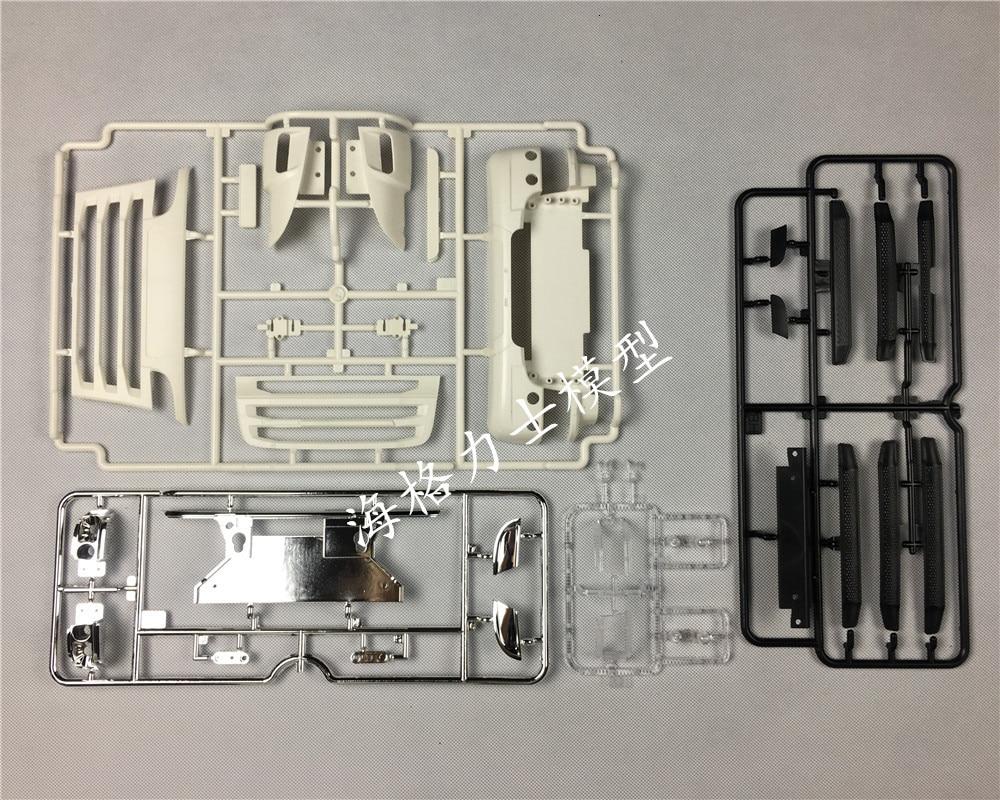 1:14 Scale Metal Rear Air Tank for 1//14 TAMIYA LESU RC Tractor Truck Car G-6121