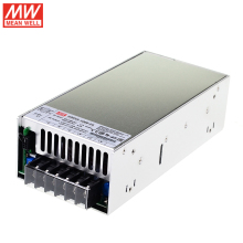 MEAN WELL HRPG-1000 single output 1000W 48V 24V PFC SMPS Switching Power Supply 220V To 12V AC DC Transformer 21A 80A Led Strip power supply for dps 1000gb a 41a9710 41a9709 1000w working well