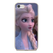 Kawaii Silicone Phone Case Snow White For Huawei Mate Honor 4C 5C 5X 6X 7 7A 7C 8 9 10 8C 8X 20 Lite Pro(China)