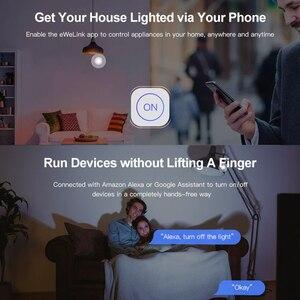 Image 4 - Sonoff Mini Twee Manier Intelligente Switch Diy Appliance Automation Afstandsbediening Schakelaars Voor Alexa Google Thuis Wifi Smart Switch