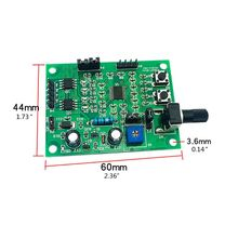 2021 New DC 5V-12V Micro DC Stepper Motor Driver Board 2-Phase 4 Wire/4-Phase 5 Wire