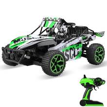 1:18 Scale Gift High Speed Electric Vehicle Racing Truck Remote Control Buggy Off Road Kids