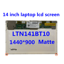Original laptop lcd screen LTN141BT10 001 B141PW04 V.1 LP141WP2 TPA1 For Dell E6410 E5410