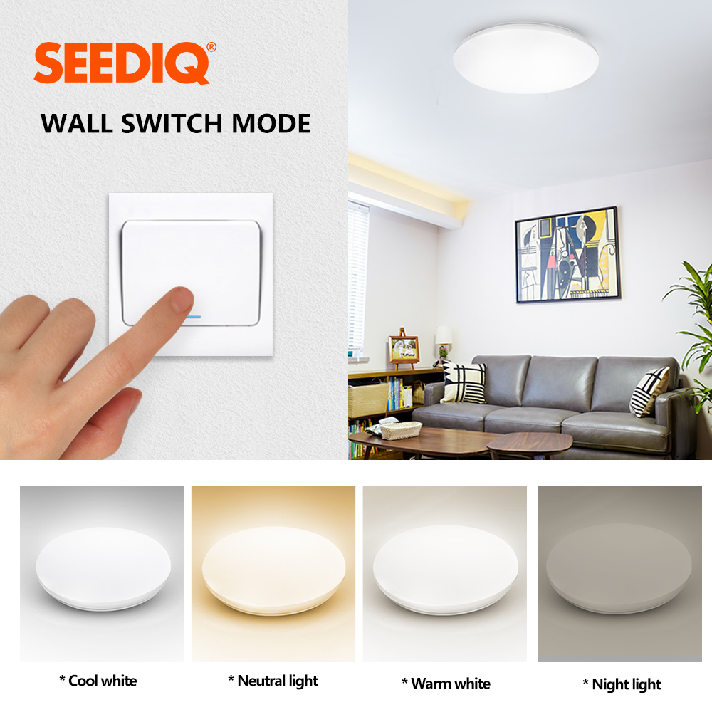 lowest price Nordic Minimalist White Black Square Round Pendant Lamp with Long Wire Dimmable LED High Ceiling Hanging Light for Bedside Decor