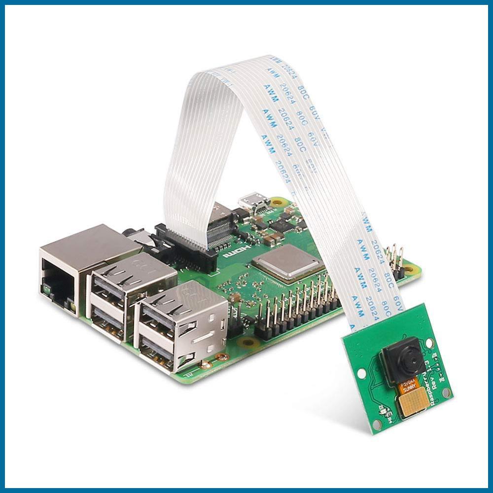 S ROBOT Raspberry Pi Camera 1080p 720p Camera Module For Raspberry Pi 4 3 Model B+ 5Mp Webcam RPI126